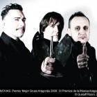 Premio Mejor Grupo Aragonés 2009, XI Premios de la Música Aragonesa © Gustaff Room, 2010