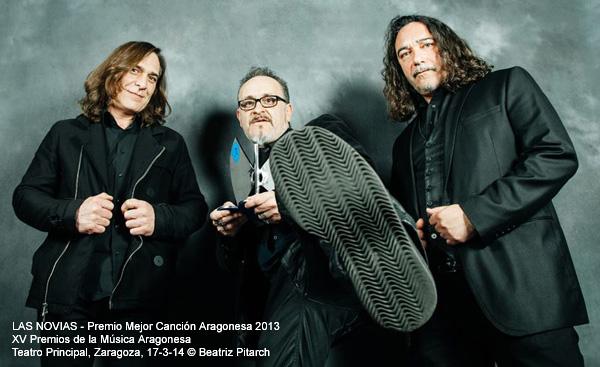 Premio Mejor Canción Aragonesa 2013 © Beatriz Pitarch