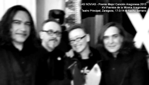 Premio Mejor Canción Aragonesa 2013 © Nacho Serrano
