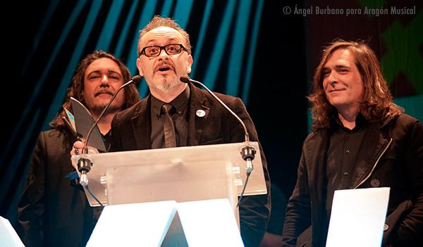 Premio Mejor Canción Aragonesa 2013 © Ángel Burbano