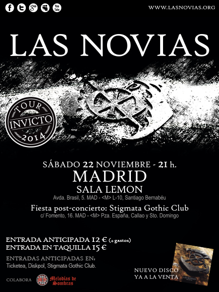 Madrid 22-11-14