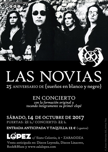 Las Novias 14-10-17
