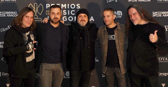 LAS NOVIAS y Aragón Musical @ Ángel Burbano, 2018.