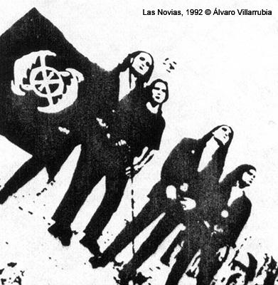 Las Novias 1992 © Álvaro Villarrubia