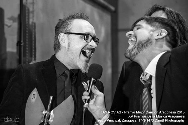 Premio Mejor Canción Aragonesa 2013 © Dani B Photography