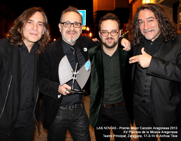 Premio Mejor Canción Aragonesa 2013 © Ainhoa Tilve